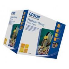 Фотобумага 10х15, premium glossy, 255г, 500л, (Epson) S041826
