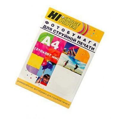 Термотрансф бумага А4, 300г, 5л, струйн печать, для черн/цвет хлопка, (Hi-image)