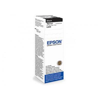 Чернила Epson L800 (Epson) (T67314A) black, 70мл.
