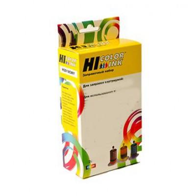 Заправочный набор HP 28/57/78/134/135/136/11/88/141 (Hi-Color) C/M/Y 3х20 мл.