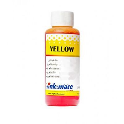 Чернила универсальные для HP (InkMate), yellow, Dye, 70мл.