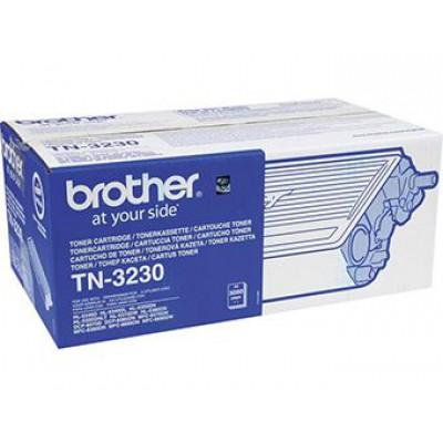 Тонер-картридж Brother TN-3230 - HL5340D/5350DN/5370DW/5380DN/DCP8085/8070/MFC8370/8880 (3000к)