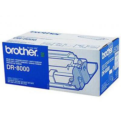 Драм-картридж Brother DR-8000 - FAX-8070P/2850/MFC-4800/9030/9070/9160/9180 (10000к)