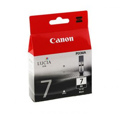 Картридж Canon PGI-7BK - Pixma iX7000/MX7600 черный