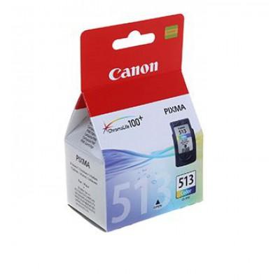 Картридж Canon CL-513 - PIXMA MP240/250/260 цв.
