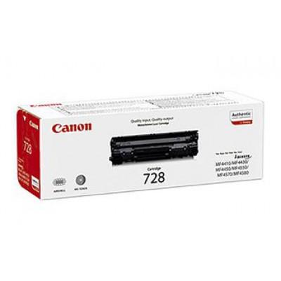 Картридж Canon 728 - MF4580dn/4570dn/4550dn/4450/4430/4410