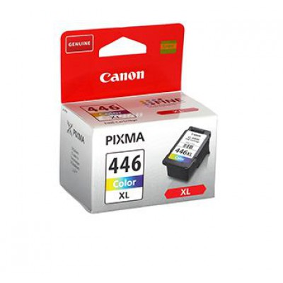 Картридж Canon CL-446XL - PIXMA MG2440/2540 цвет