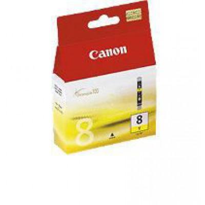 Картридж Canon CLI-8Y - PIXMA iP4200/6200/6600