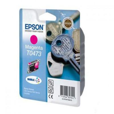 Картридж Epson T0473 - St. C63/65/CX3500 пурпурный