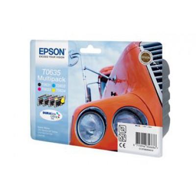 Набор картриджей Epson T0635 - St. C67/C87/CX3700/4100/4700