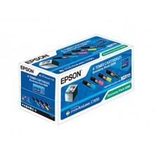 Комплект картриджей EPSON S050268 - AcuLaser C1100