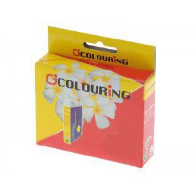 Картридж Epson T0823 (Colouring) - St. R270/290/RX590 пурпурный