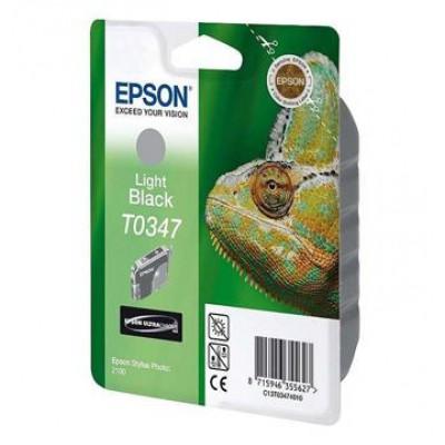 Картридж Epson T0347 - St. Photo 2100 серый
