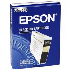 Картридж Epson S020118 - St. Col 3000 черный