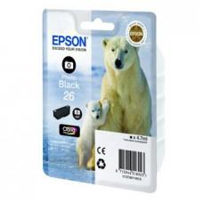 Картридж Epson 26XLPhBk - XP600/700/800 фото-черный