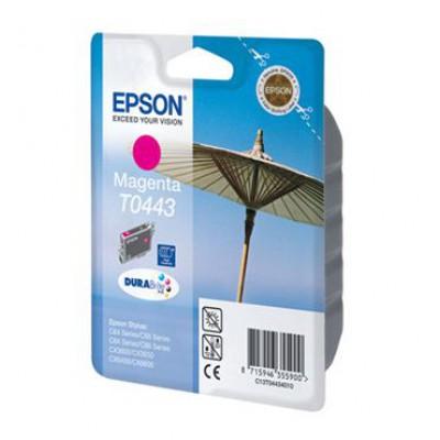 Картридж Epson T0443 - St. C84/86/CX6600 пурпурный