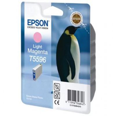 Картридж Epson T5596 - St. Photo RX 700 светло-пурпурный
