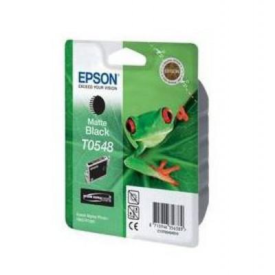 Картридж Epson T0548 - St. Photo R800 матовый черный