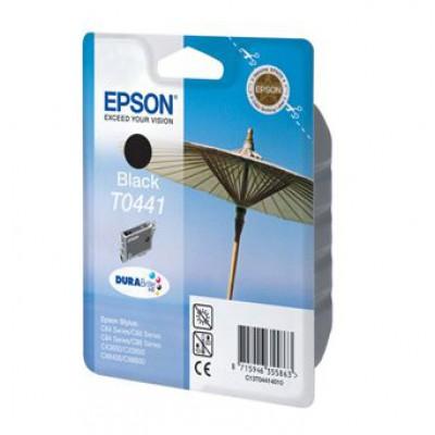 Картридж Epson T0441 - St. C84 черный (400к)