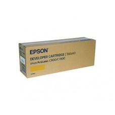 Тонер-картридж EPSON S050097 - AcuLaser C1900/900 Y