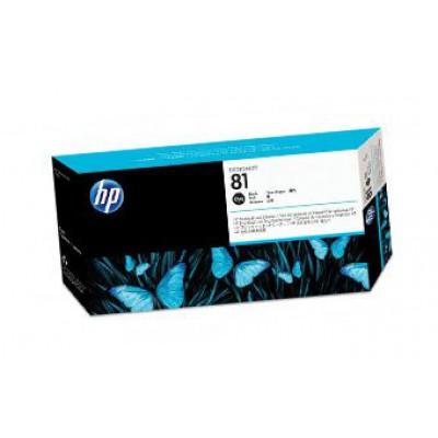 Печатающая головка HP (81) C4950A - DesignJet-5000 / 5500 черная