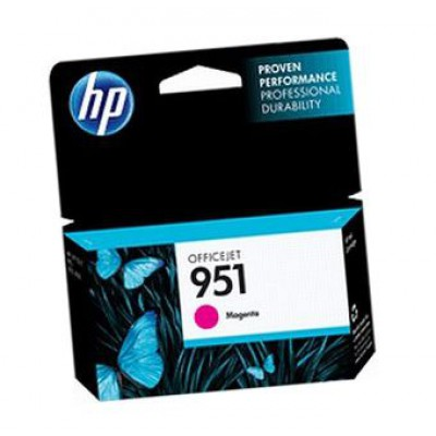 Картридж HP (951) CN051AE - OfficeJet Pro Officejet Pro 8610/8620 пурпурный (700к)