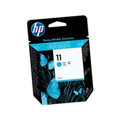 Картридж HP (11) C4836А - Business Inkjet 1000/1100/1200/2230/2250/2280/2300/2600/2800 голубой