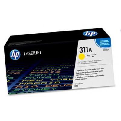 Картридж HP Q2682A - CLJ 3700 желтый