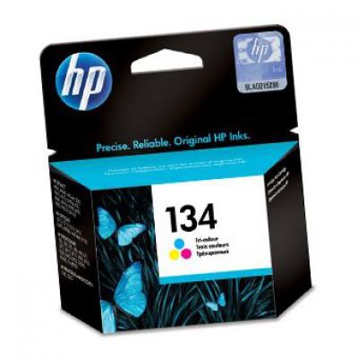 Картридж HP (134) C9363HE - DJ 6543/5743/5740/6843/8453 цветной