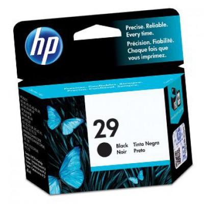 Картридж HP (29) 51629AE - DJ 600 черный
