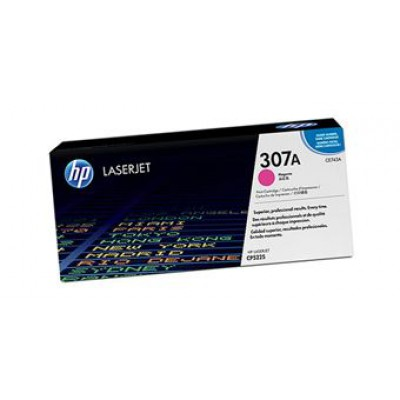 Картридж HP CE743A - LJ Pro Color CP 5220/5225 пурпурный