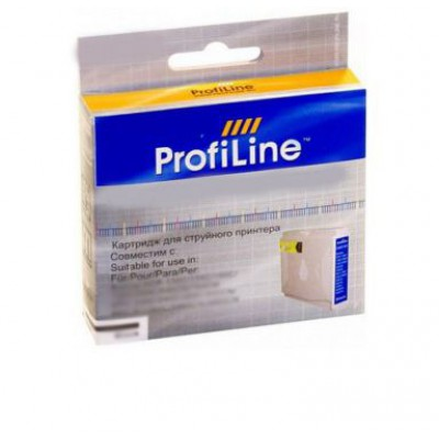 Картридж HP (10) C4844А (ProfiLine) - DJ 2000C/CN/2500C/2200/2250/500/815/820 черный