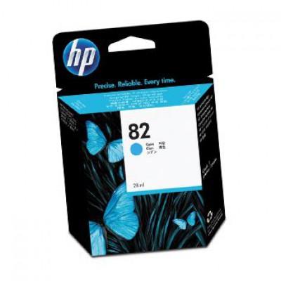 Картридж HP (82) C4911А - DESIGNJET 100/500 голубой