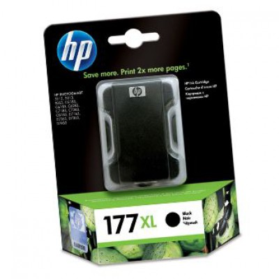Картридж HP (177XL) C8719HE - черный