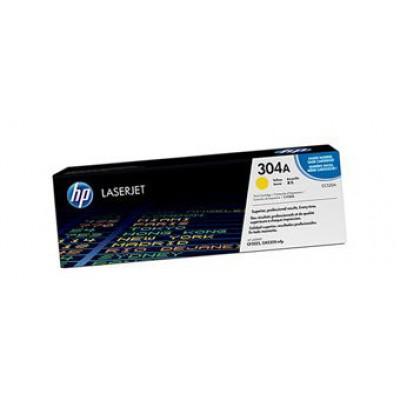Картридж HP CC532A - CP 2025/CM2320 желтый