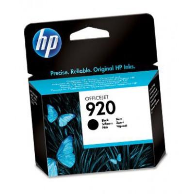 Картридж HP (920) CD971AE - OfficeJet 6500/7000 черный (420К)