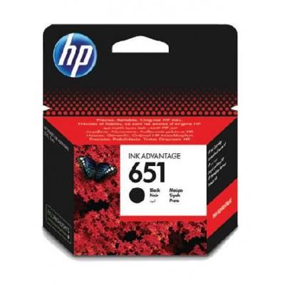 Картридж HP (651) C2P10AE - Deskjet Ink Advantage 5575/5645 All-in-One черный (600к)