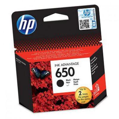 Картридж HP (650) CZ101AE - Deskjet 2515/2516/2545/3515 черный (360к)