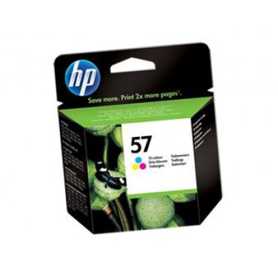 Картридж HP (57) C6657AE - DJ 5550 цветной