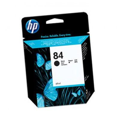 Картридж HP (84) C5016A - DESIGNJET 10PS/20PS/50PS черный