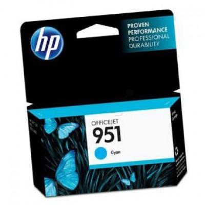 Картридж HP (951) CN050AE - OfficeJet Pro Officejet Pro 8610/8620 голубой (700к)