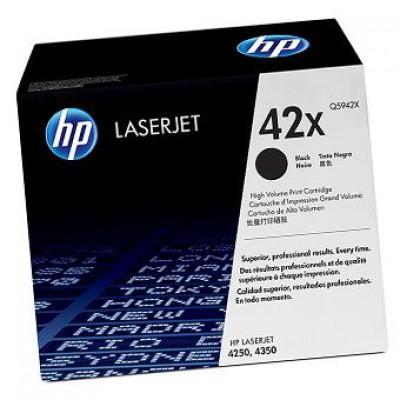 Картридж HP Q5942Х - LJ 4250/4350 (20000к)