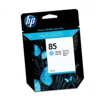 Картридж HP (85) C9428A - Designjet 30/130 светло-голубой