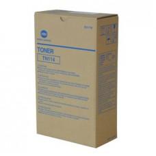 Тонер-туба Konica Minolta TN-114 - DI-152/183/2011/bizhub-162/163/210/211 (11000к)