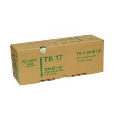 Тонер-картридж Kyocera Mita TK-17 - FS-1000/1000+/1010/1050 (6000к)