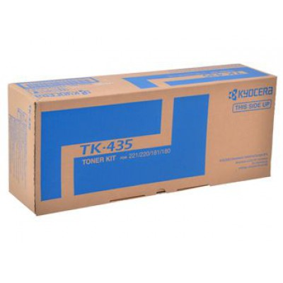 Тонер-картридж Kyocera Mita TK-435 - TASKalfa-180/181/220/221 (15000к)