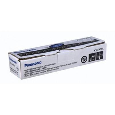 Тонер-картридж Panasonic KX-FA76A7 - KX-FL501/502/523/FLB751/758/FLM551/558 (2000к)