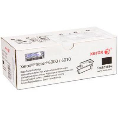 Картридж Xerox 106R01634 - Phaser 6000/6010 чёрный (2000к)